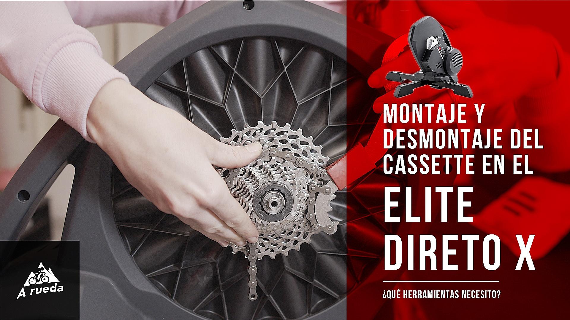 elite direto x, cassette, ciclismo, cassette elite direto x